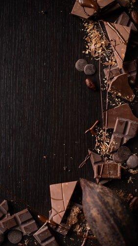 Suklaata eri muodoissa