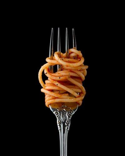 Vegaaninen pasta bolognese